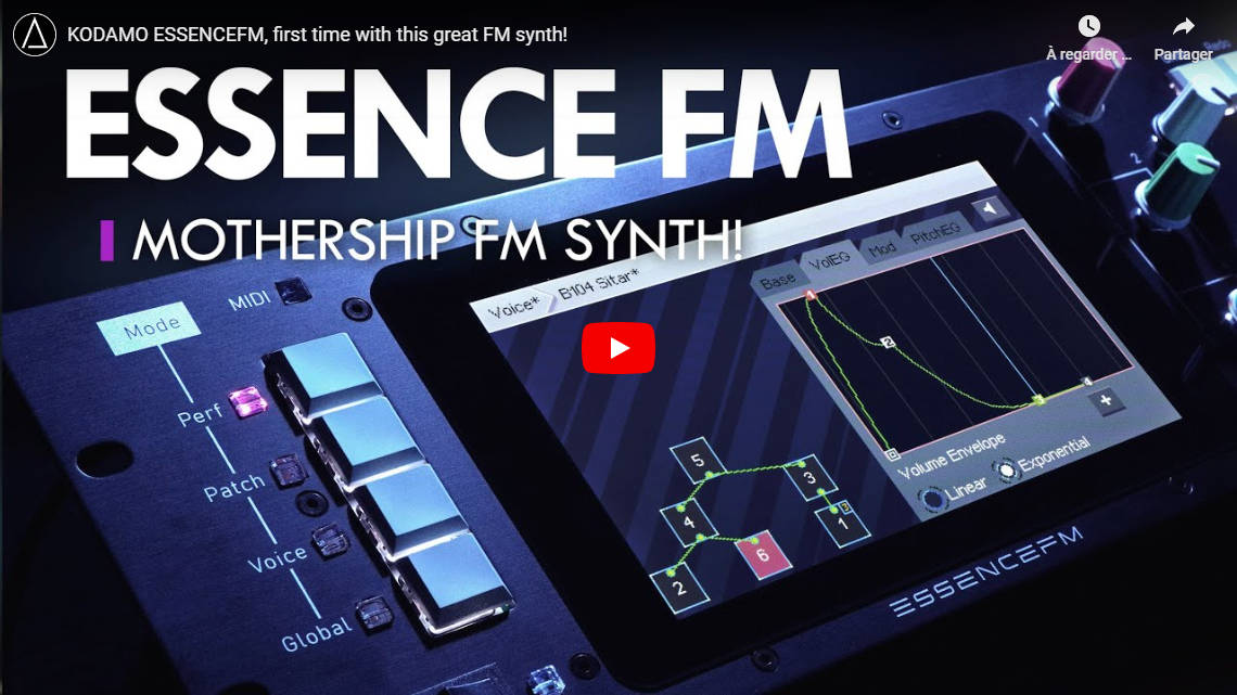 fanless essencefm